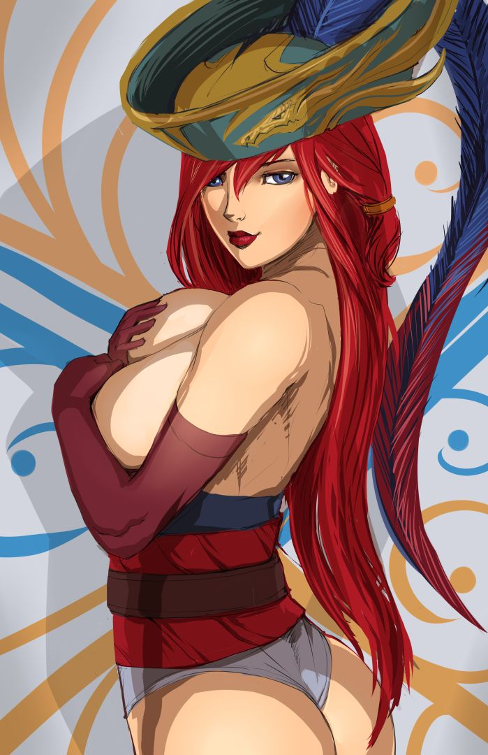 handbra  captain fortune by nesoun