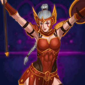 Heroes of the Storm - Cassia
