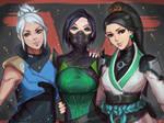 Valorant girls