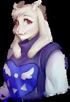 Goatmom by MadRatBird