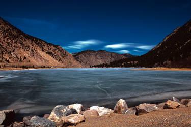Georgetown Lake by valkyrjan