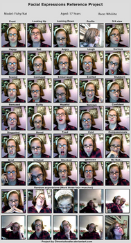 Expressions Project Kat Style