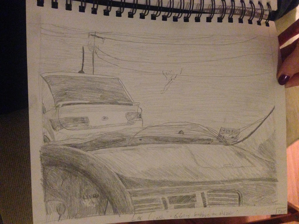 Car Crash sketch by waterfish5678901 on DeviantArt