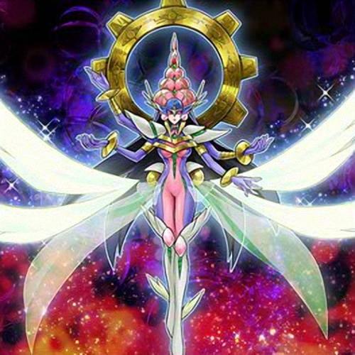 Cyber Angel - Vishnu by Youssef-Mamdouh