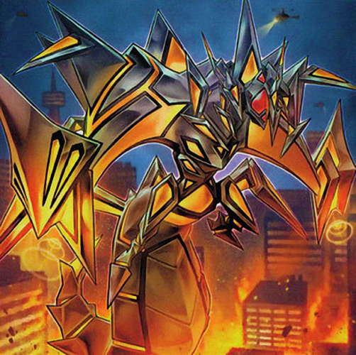 Jizukiru, the Star Destroying Kaiju by Youssef-Mamdouh