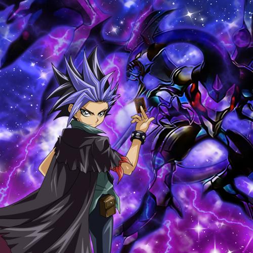 Yuto and Dark Rebellion Xyz Dragon Token by Youssef-Mamdouh