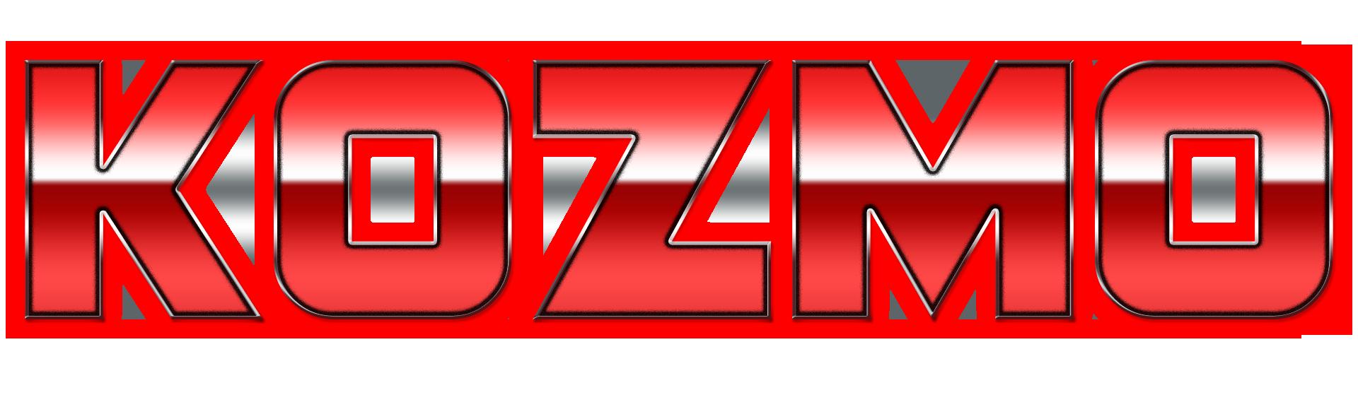 Kozmo Logo by Youssef-Mamdouh