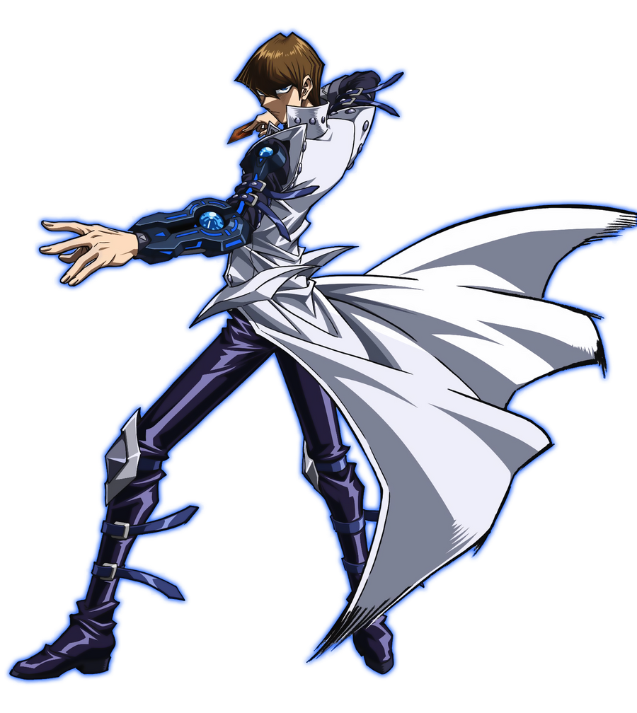 Seto Kaiba - render by Youssef-Mamdouh