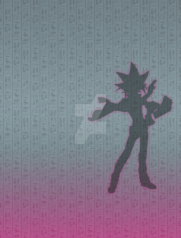 Yu-Gi-Oh! 20th Website Background by Youssef-Mamdouh