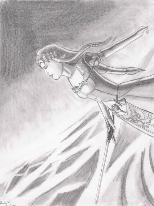 Twilight Princess: Zelda by rmsk8r05