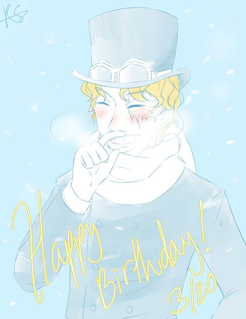Birthday Boy by Reiji-kiddo