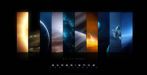 EXPERIENCE THE PLANETS OPENING by edlo