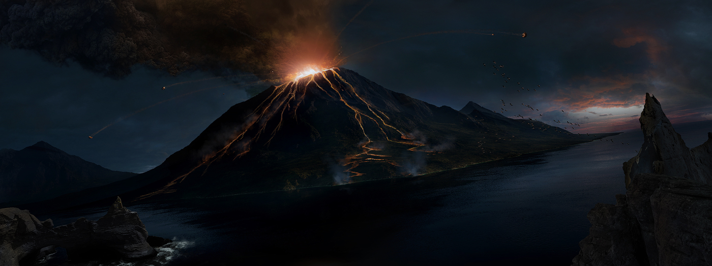 Vulcano by edlo