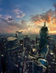 Metropoli by edlo