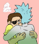 rick and evil morty