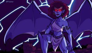 demona by Yokiter