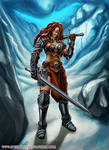 Hot Nord Woman