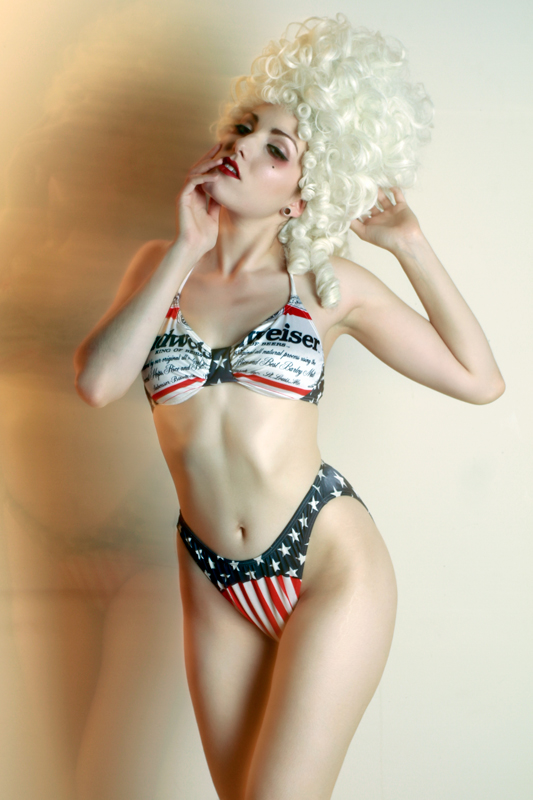 God Bless America by porsylin