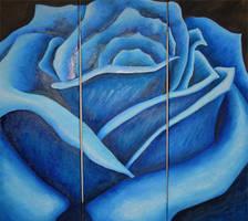 Rosa Azul by fieryfae