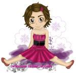 Princess AS chibi