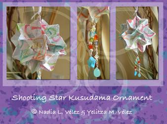 Shooting Star Kusudama