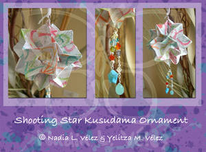 Shooting Star Kusudama