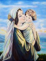 My Child I Love You by Tahnja