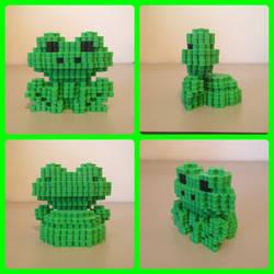 Frog Suit by eightbitbert