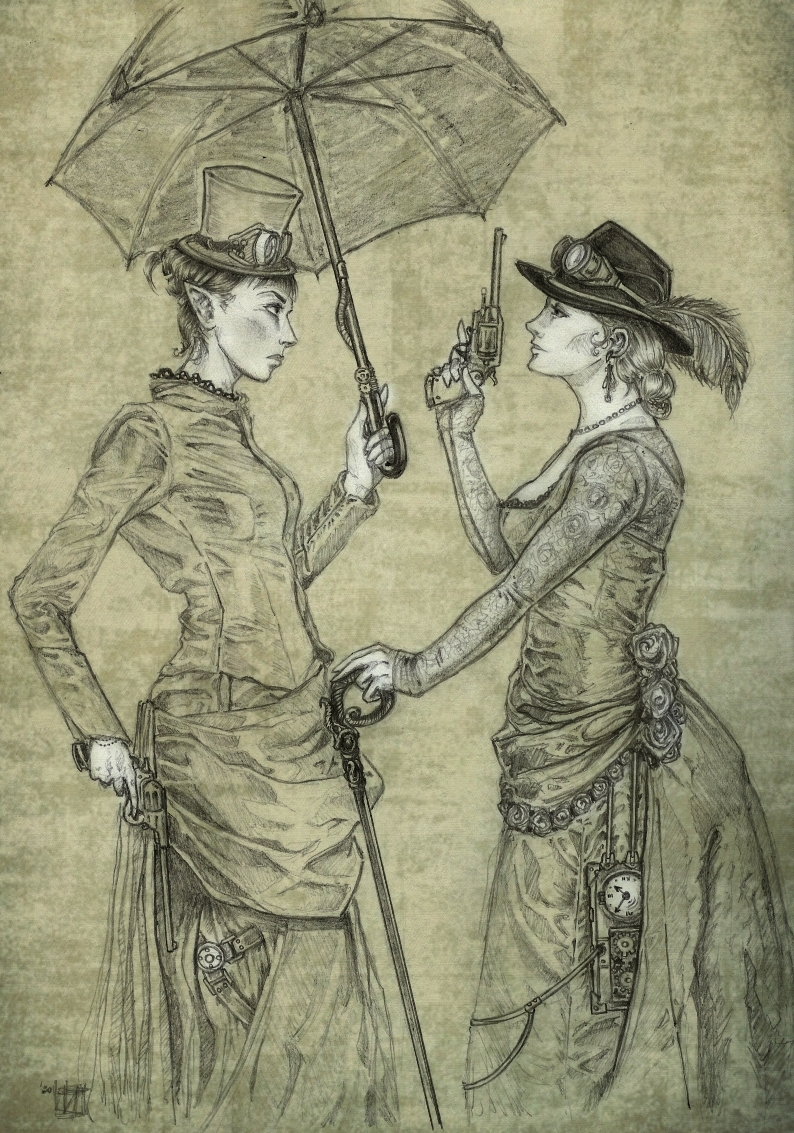 Ladies by night--wind