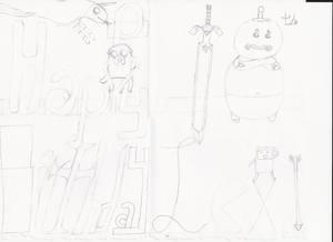 Happy 18th Birthday Sketch