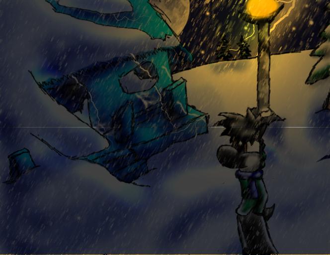 Una aventura, una ilusion... - Página 4 A_snowy_night_by_shadowsyoshi-d4osnb8