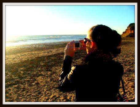 Me in the Beach