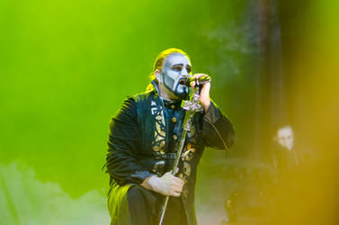 Attila Dorn from Powerwolf by shulgasergey