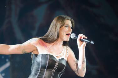 Floor Jansen from Nightwish 1