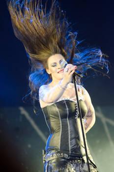 Floor Jansen from Nightwish 2