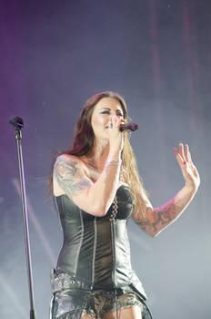 Floor Jansen from Nightwish 3
