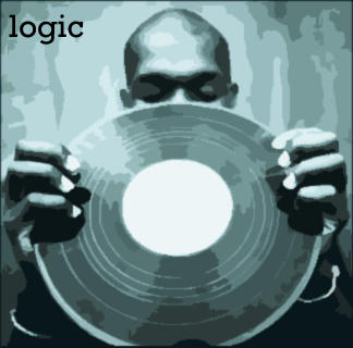 Logic, the DJ by theherpes