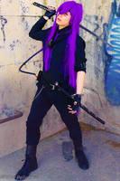 Cyberpunk Gakupo by arch777