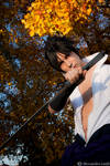 Sasuke Uchiha - Are you ready?
