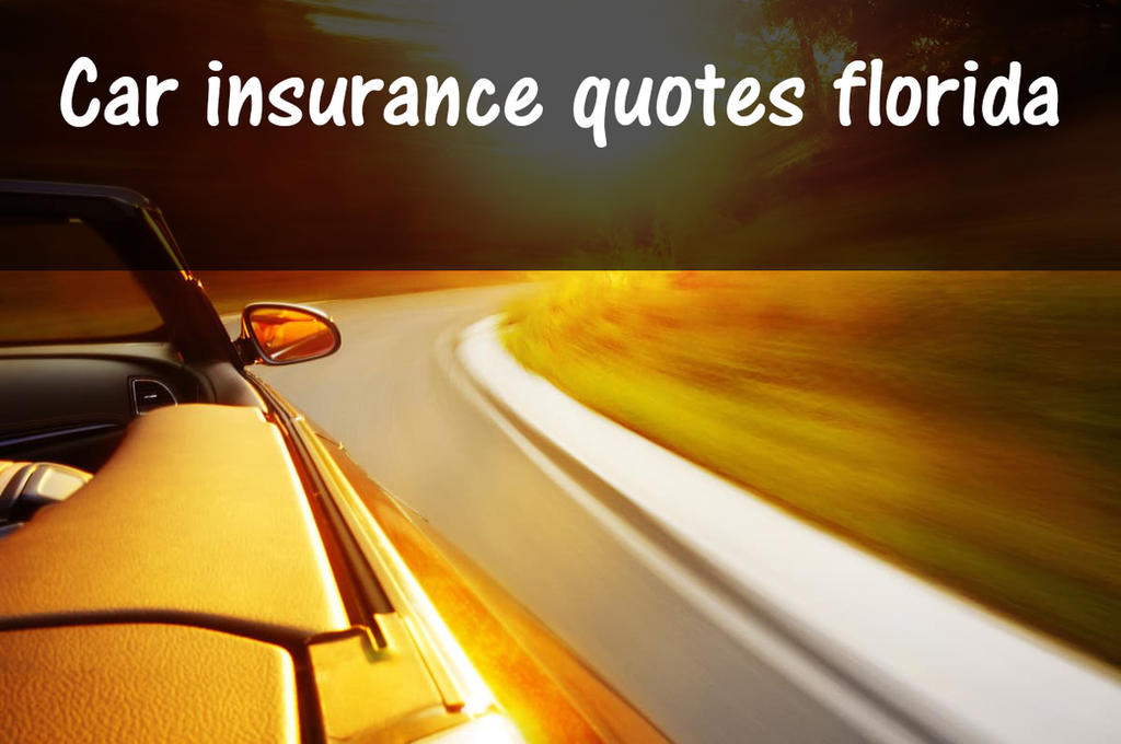 Car Insurance Quotes Florida New Car Insurance Quotes Florida By Justinehenderson On DeviantArt