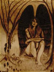 the angel by hazeldaisy