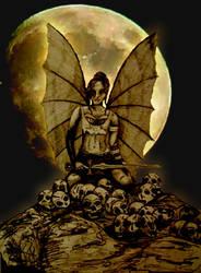the angel of death by hazeldaisy