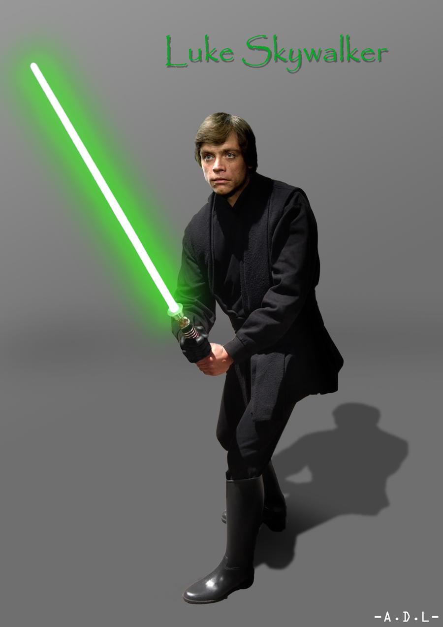 Luke Skywalker By Adlpictures On Deviantart