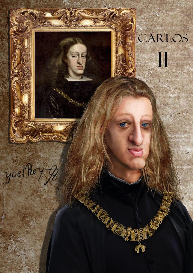 Carlos II El... Carlos 2