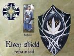 Elven shield