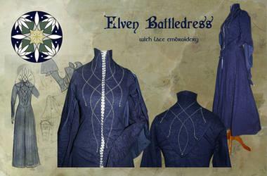 Elven Battledress by Anylon