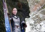 Elrian: Elven shield maiden