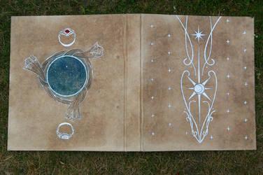Elven Folder by Anylon