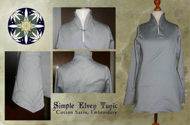 Simple Elven Tunic