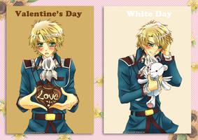 Valentine, White Day